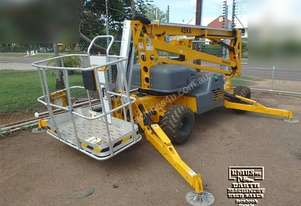 Haulotte 45XA Hybrid Knuckle Boom, only 4hrs. EMUS NQ