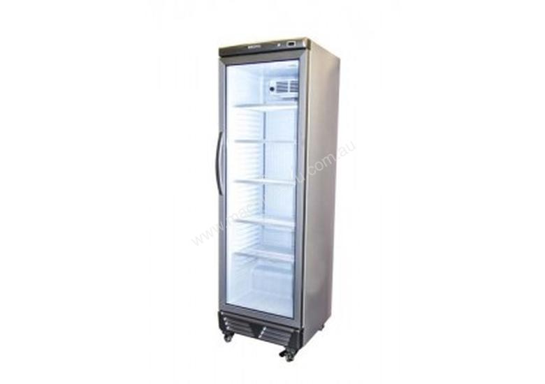 BROMIC GM0374 Glass Door Upright Chiller