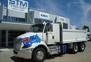 International Prostar Tipper Truck