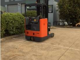 Toyota Reach Truck - picture1' - Click to enlarge