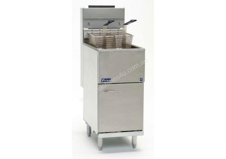Pitco Solstice Series Stand Alone Gas Fryers