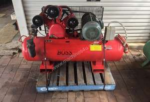 Boss Compressors Used Air Compressors