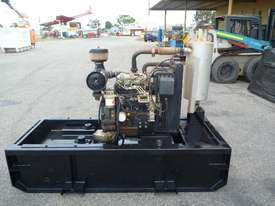 PERKINS 403C-15 18HP DIESEL ENGINE POWER PACK - picture0' - Click to enlarge