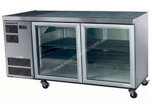 Skope CL400 Counterline Series Two Door Bench Fridge - 1600mm