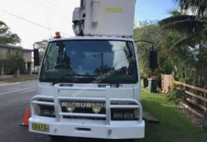 Mitsubishi 1997   Cherry Picker
