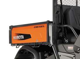 Kubota RTV-X1120DW Utility Vehicle - picture1' - Click to enlarge