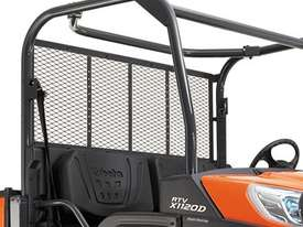 Kubota RTV-X1120DW Utility Vehicle - picture2' - Click to enlarge