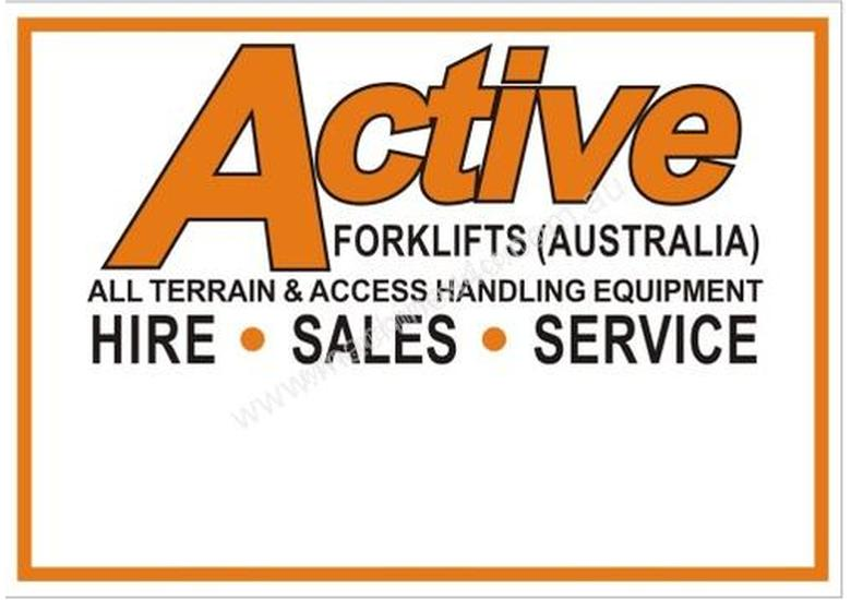 Forklift Lifting Jib Extents to 3.5m Tilt 2.4m Height 4750kg Capacity
