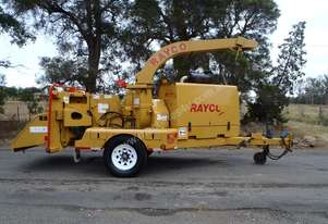Rayco RC12DXP  Wood Chipper Forestry Equipment
