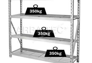 Gorilla Rack Industrial Steel Shelving