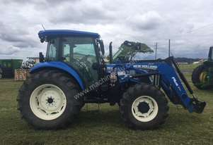New Holland TD5.100 FWA/4WD Tractor