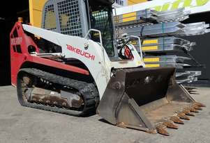 Takeuchi TL250 Tracked Loader Loader