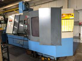 Mazak FJV-25 Twin Pallet Machining Centre - picture0' - Click to enlarge