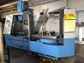 Mazak FJV-25 Twin Pallet Machining Centre - picture1' - Click to enlarge