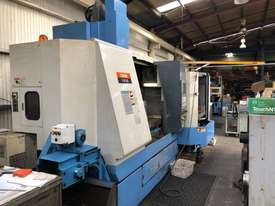 Mazak FJV-25 Twin Pallet Machining Centre - picture2' - Click to enlarge