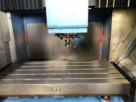 Mazak FJV-25 Twin Pallet Machining Centre - picture5' - Click to enlarge