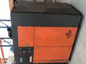 ***SOLD*** Champion CSD75 Rotary Screw Compressor - picture1' - Click to enlarge
