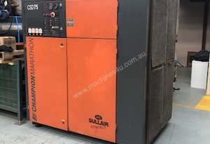 ***SOLD*** Champion CSD75 Rotary Screw Compressor