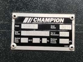 Champion CSD75 Rotary Screw Compressor - picture4' - Click to enlarge