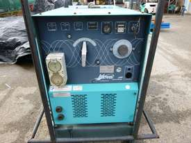 2009 McWel M500 Diesel Welder, 2 x 15 Amp Outlets & E-Stops IN AUCTION - picture1' - Click to enlarge