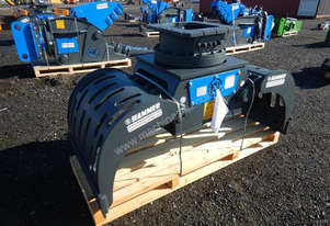 Hammer GRP1000 Rotating Grapple to suit 13-30 Ton Excavator