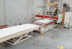**PRE-OWNED WOODTRON CNC NESTING CELL