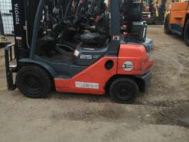 toyota forklift flameproof intrinsic  - picture0' - Click to enlarge
