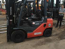 toyota forklift flameproof intrinsic  - picture2' - Click to enlarge