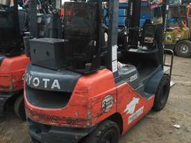 toyota forklift flameproof intrinsic  - picture4' - Click to enlarge