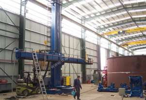 7x7 Welding Column & Boom Arm