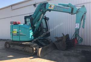 Kobelco 8 Tonne Excavator for HIRE