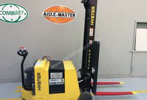 Hyster Counterbalance Walkie Stacker