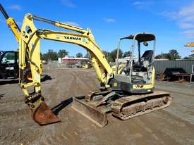 Yanmar VIO45-5 Excavator - picture1' - Click to enlarge