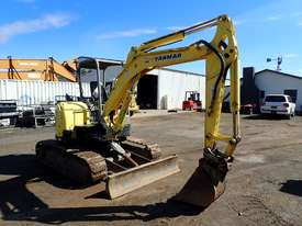 Yanmar VIO45-5 Excavator - picture2' - Click to enlarge