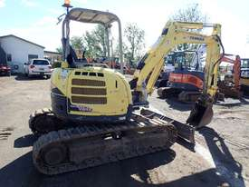 Yanmar VIO45-5 Excavator - picture3' - Click to enlarge