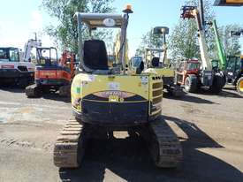Yanmar VIO45-5 Excavator - picture4' - Click to enlarge