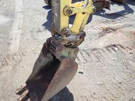 Yanmar VIO45-5 Excavator - picture8' - Click to enlarge