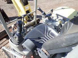 Yanmar VIO45-5 Excavator - picture9' - Click to enlarge