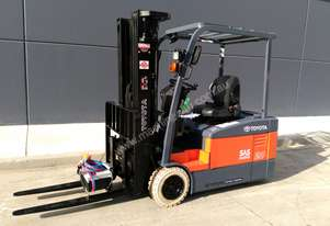 Toyota Business Class 2011 2.0 Tonne Electric Container Forklift