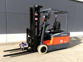 Toyota Business Class 2011 2.0 Tonne Electric Container Forklift  - picture0' - Click to enlarge
