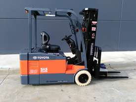 Toyota Business Class 2011 2.0 Tonne Electric Container Forklift  - picture1' - Click to enlarge