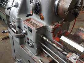 Hamatu Lathe in very good condition  - picture1' - Click to enlarge