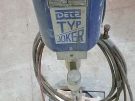 Dete High Pressure spray pump - picture0' - Click to enlarge