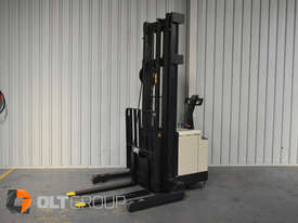 Used Crown Walk Behind Reach Truck WR30 1.5 Tonne Walkie Stacker - picture1' - Click to enlarge