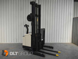Used Crown Walk Behind Reach Truck WR30 1.5 Tonne Walkie Stacker - picture5' - Click to enlarge