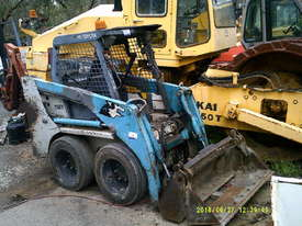 4SDK-5 skidsteer , 4in1 bucket , 2500hrs and 5,000hrs - picture2' - Click to enlarge