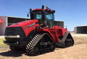 Case IH Quadtrac 600 Tracked Tractor
