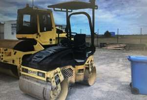 Bomag BW120AD-4 Double Drum Vibrating Roller