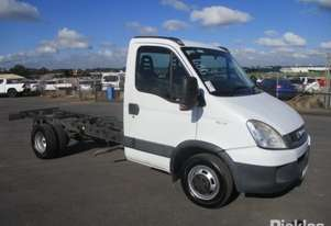 Iveco 2011   Daily 45C18