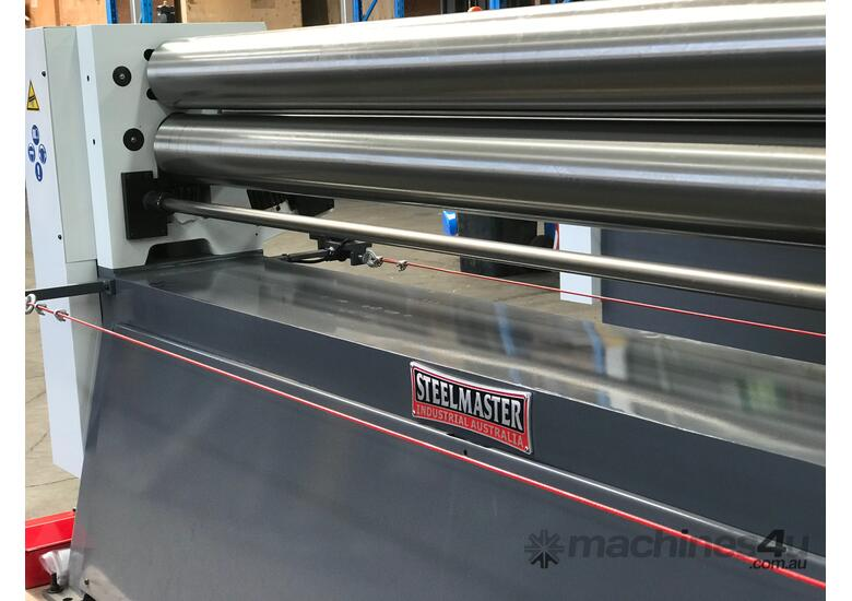 1500 X 3.5mm Capacity Pinch Rolls